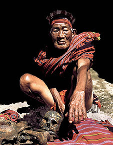 Filipino Ifugao Tribal